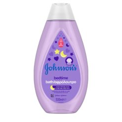 Αφρόλουτρο Bedtime Bath Johnson's (500ml)