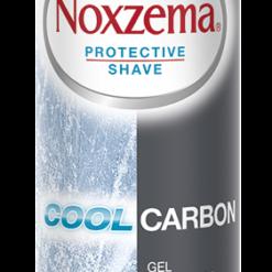 Αφρός Ξυρίσματος Cool Carbon Noxzema (200 ml)