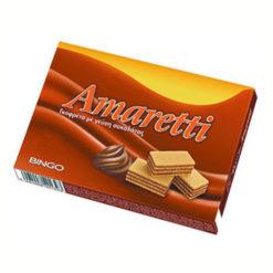 Γκοφρέτα με Κρέμα Κακάο Amaretti (68 g)