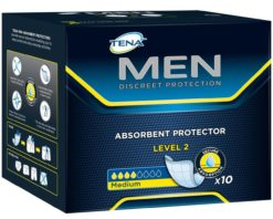 Επιθέματα Ακράτειας για άνδρες Level 2 Tena Men (10 τεμ)