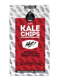 Κέιλ Τσιπς Hot Rho Foods (40g)