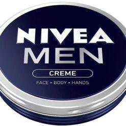 Κρέμα Ενυδάτωσης για Άνδρες Creme Nivea Men (75 ml)