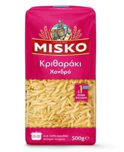 Κριθαράκι Χονδρό Misko (500 g)