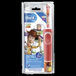 Οδοντόβουρτσα Ηλεκτρική Toy Story Oral B (1τεμ)