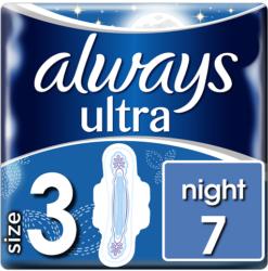 Σερβιέτες Ultra Night Always (7 τεμ)
