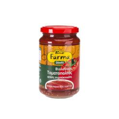 Τοματοπολτός Βιολογικός Bio Farma (360 g)
