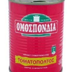 Τοματοπολτός (22-24%) Ομοσπονδία (410 g)