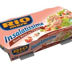 Τονοσαλάτα Insalatissime με Κους-Κους Rio Mare (2x160 g)