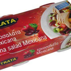 Τονοσαλάτα Mexicana Trata (2x160 g)