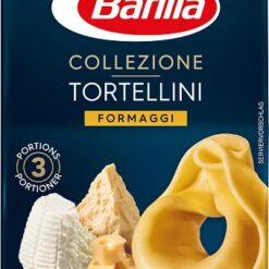 Τορτελίνι Γεμιστό με Τυρί Barilla (2x250g)τα 2 τεμ -0