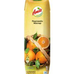 Χυμός Νέκταρ Πορτοκάλι Amita (1 lt)