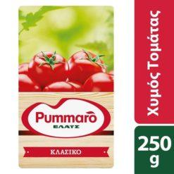 Χυμός Τομάτας Ελαφρά Συμπυκνωμένος Pummaro ( 250 g)