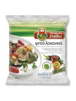 Ψητά Λαχανικά Κατεψυγμένα Μπάρμπα Στάθης (500 g)
