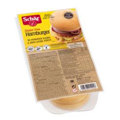 Ψωμάκια για Χάμπουργκερ Dr Schar (300 g)
