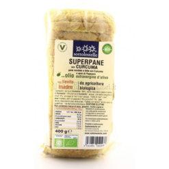 Ψωμί με Κουρκουμά & Παπαρουνόσπορο σε Φέτες Sottolestelle (400g)