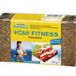 Ψωμί πλήρους σίκαλης με βρώμη Mestemacher (500 g)