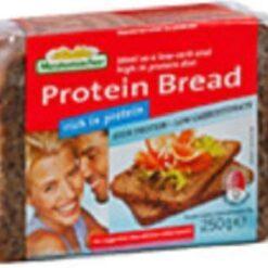 Ψωμί σίκαλης εμπλουτισμένο με πρωτείνες Mestemacher (250 g)