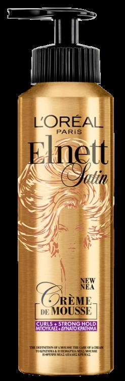 Aφρός Elnett Boucles Volume L'Oreal (200 ml)