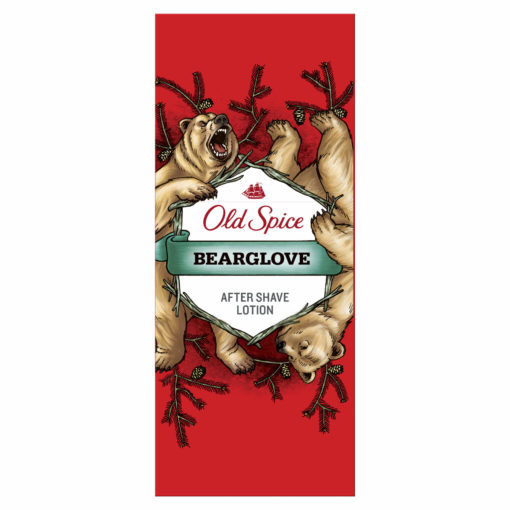 After Shave Bearglove Old Spice (100ml)