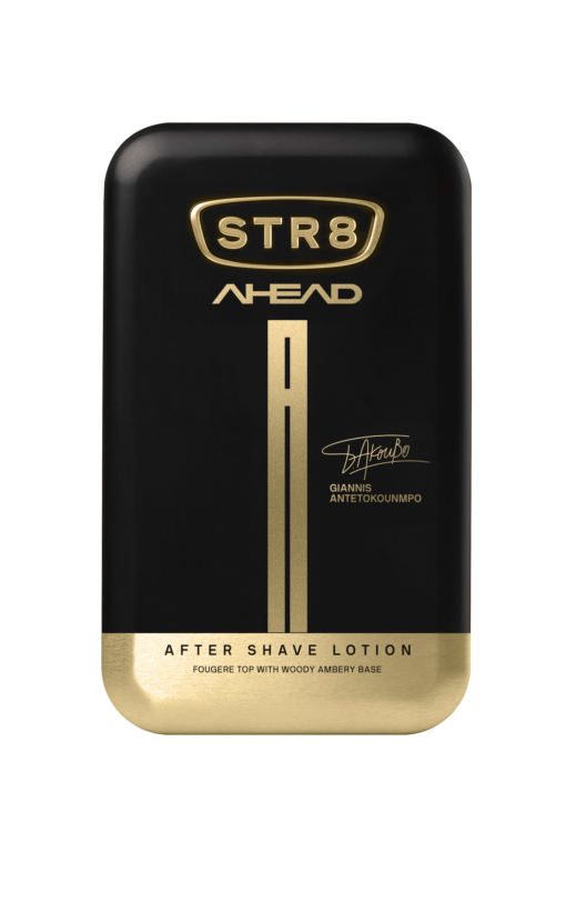 After Shave Lotion Ahead Str8 (100 ml)