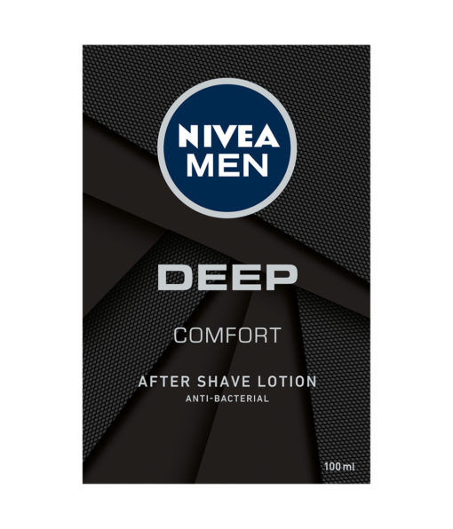 After Shave Lotion Deep Nivea Men (100 ml)