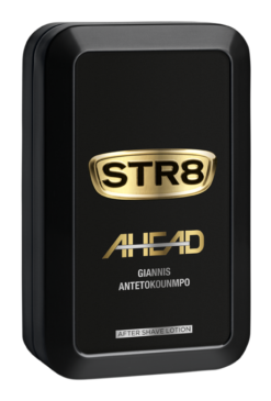 After Shave Lotion Str8 Ahead (100 ml)