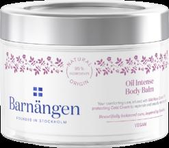 Body Balm Oil Intense Barnangen (200ml)