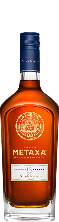 Brandy 12* Metaxa (700ml)