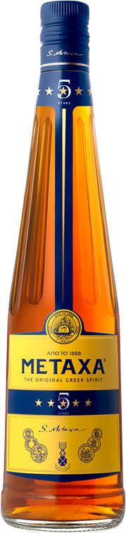 Brandy Metaxa 5* (700 ml)