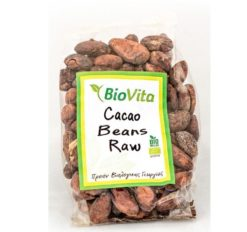 Cacao Beans Βιολογικά Biovita (150 g)
