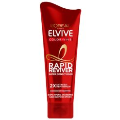 Conditioner για Βαμμένα Μαλλιά Rapid Reviver Elvive L'Oreal (180 ml)