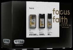 Hero After Shave Lotion 50ml+ Αποσμητικό 150ml+ Shower Gel 250 ml STR8