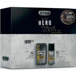 Hero Eau De Toilete 100ml+ Αποσμητικό 150ml STR8