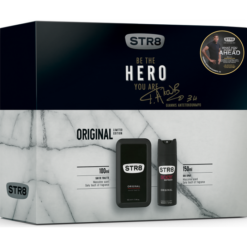 Original Eau De Toilette 100ml+Αποσμητικό 150ml STR8