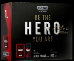 Red Code After Shave Lotion 100ml +Αποσμητικό 150ml STR8