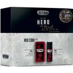 Red Code Eau De Toilette 100ml+Αποσμητικό 150ml STR8