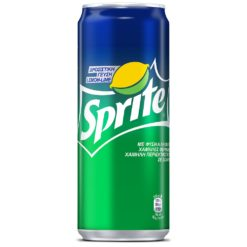 Sprite Κουτί (330 ml)