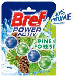 Wc Block Power Activ Natura Pine Bref (50 g)