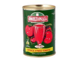 Χυμός Τομάτας Φυσικός Ομοσπονδία (390 g)