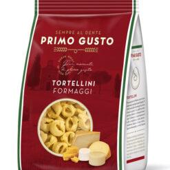 Τορτελίνι Γεμιστά με Τυριά Primo Gusto (250 g)