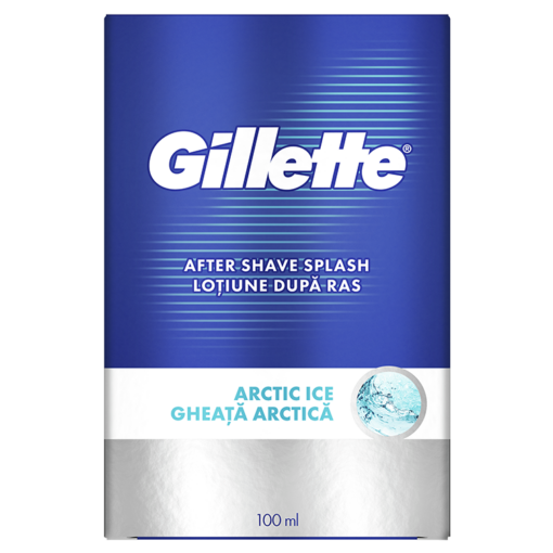 After Shave Arctic Ice Gillette (100ml)