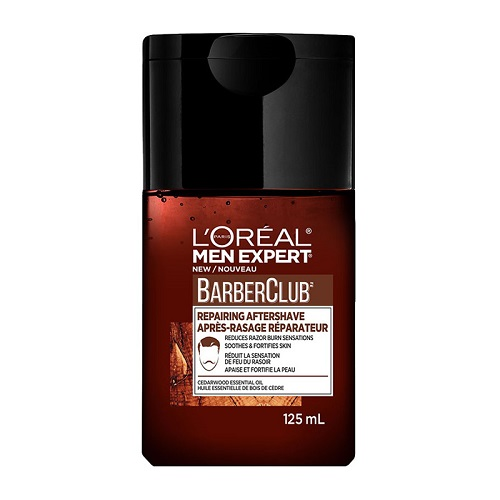 After Shave Balm Barber Club L'Oreal Men Expert (125ml)