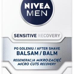 After Shave Balsam Sensitive 0% Alcohol Nivea Men (100ml)